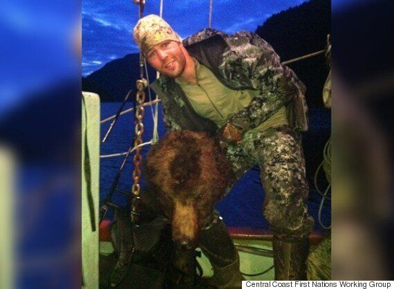 Clayton Stoner, NHL Player, Charged With Illegally Hunting B.C. Grizzly
