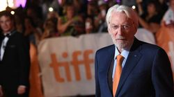 Donald Sutherland Calls For 'Change Of