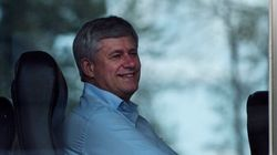 Harper Expected To 'Go Negative' In Economic