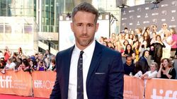 Ryan Reynolds Bonds With TIFF Fans. So