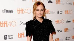 Diane Kruger Dazzles Her Way Into TIFF Hearts (Must Be The