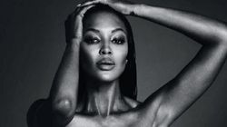 Naomi Campbell Literally Frees The Nipple On Instagram