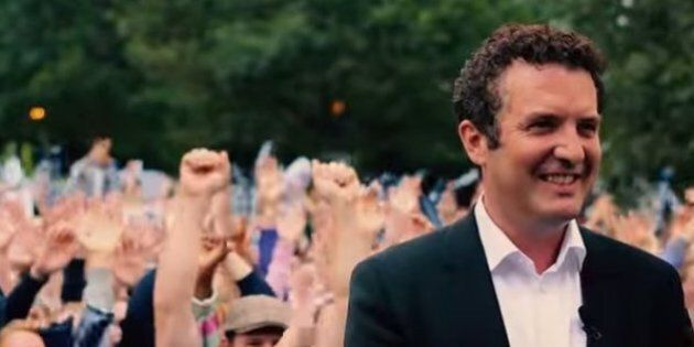 Rick Mercer Reminds Canadians They Have One Job To Do On Election