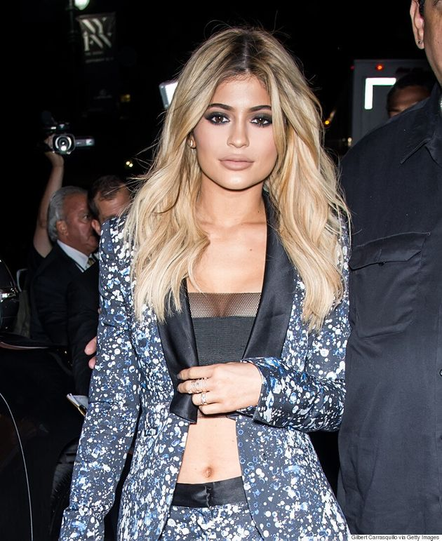 Kylie Jenner Reveals Her Trick To Getting Amazing
