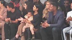 Every Thought We Had On The Yeezy 2 Show, Summed Up In North West Facial