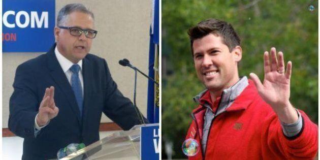 Calgary Confederation Riding Divided Between Liberals,