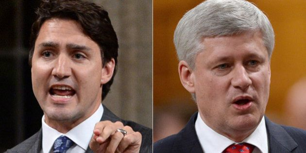 Trudeau, Harper, Mulcair In Calgary To Prepare For
