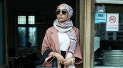 H&M's Hijab-Wearing Muslim Model Challenges