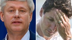 Trudeau Says Harper Has 'Failed'