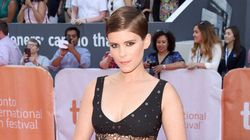 Kate Mara's Hair Wins The TIFF Red