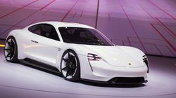 Why Luxury Automakers Are Rushing To Make Electric