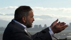 Mulcair Tells Vancouver Crowd Toronto Is 'Canada's Most Important