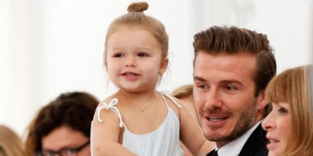 Harper Beckham Already Knows What She Wants To Be When She Grows
