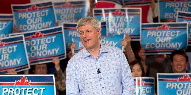 Harper: Seniors Who Are Single, Widowed Will Get Tax