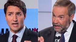 Mulcair, Trudeau In For Foreign Policy