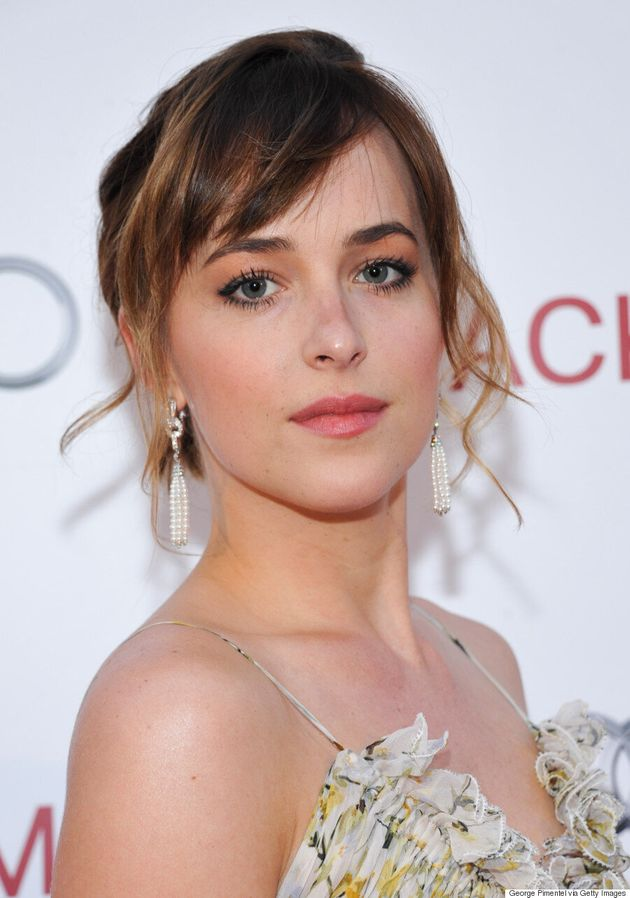 Dakota Johnson TIFF 2015: Actress Wears McQueen On 'Black Mass' Red