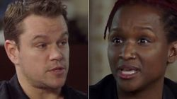 Matt Damon Whitesplained Diversity To A Black Producer. It Was