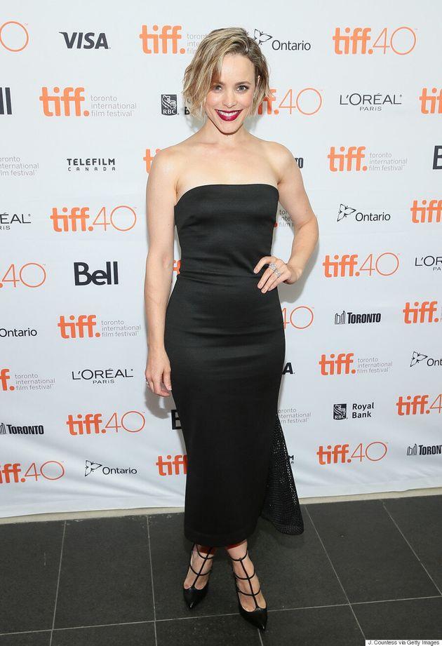 Rachel McAdams TIFF 2015: Canada's Sweetheart Captivates In