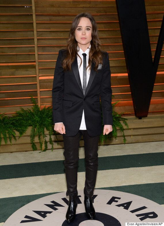 Ellen Page Steps Out With Girlfriend: She's In Love And Frankly, So Are
