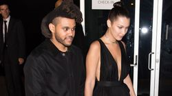 The Weeknd And Bella Hadid Hold Hands At