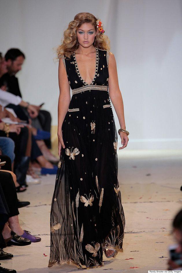 Diane von Furstenberg Brings Out Top Models For NYFW 2016 Spring