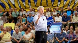 Harper Says Budget Surplus Shows His Plan Is