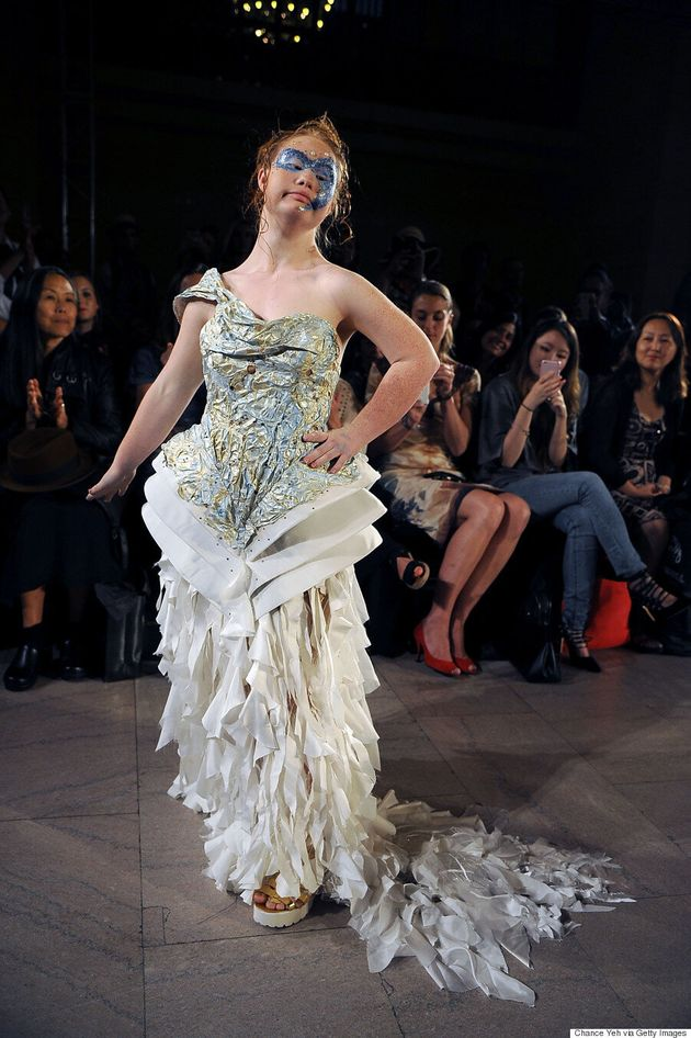Madeline Stuart, Model With Down Syndrome, Walks NYFW