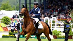 Rider And Horse Make History Show-Jumping At Spruce