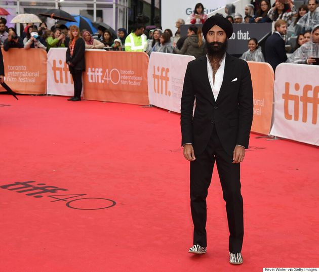 Monika Deol, Deepa Mehta And 'Beeba Boys' Cast Take Over TIFF Red