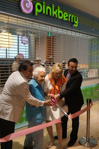 L.A. Froyo Fave Pinkberry Opens First Ontario