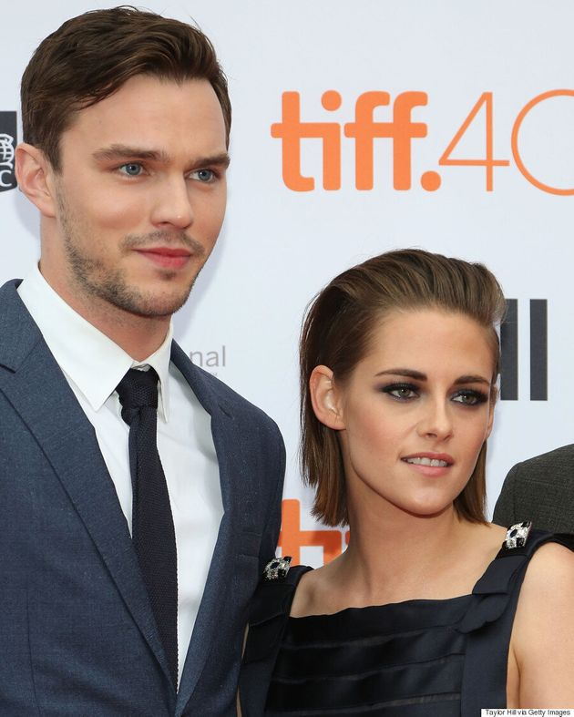 Kristen Stewart And Nicholas Hoult Are Style 'Equals' On TIFF Red