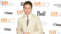 Eddie Redmayne Is The Definition Of