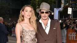 Watch Out Kimye: Johnny Depp Supports Amber Heard At