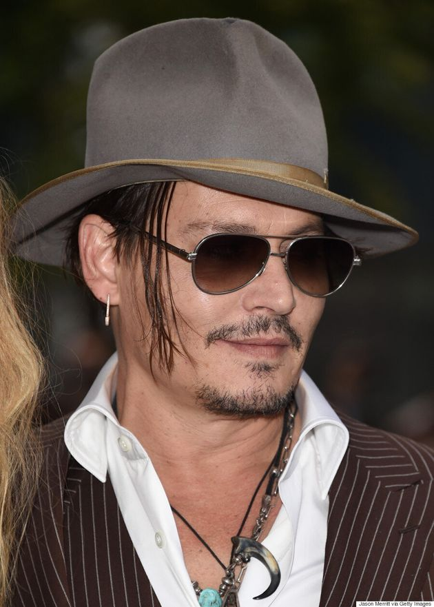 Amber Heard And Johnny Depp TIFF 2015: A-List Couple Attend 'The Danish Girl' Red