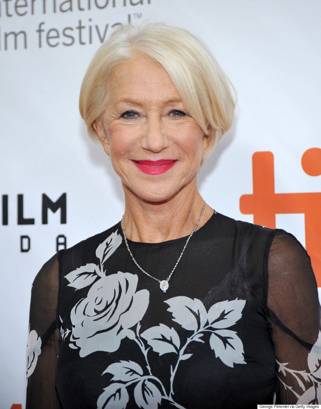 Helen Mirren TIFF 2015: 'Eye In The Sky' Star Shines