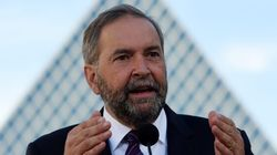 Mulcair Stands By B.C. Candidate Accused Of 'Misleading