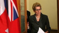 Wynne Says Feds Need To 'Step Up' In Refugee