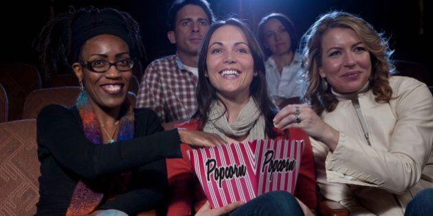 Master Movie Theatre Etiquette in Time for