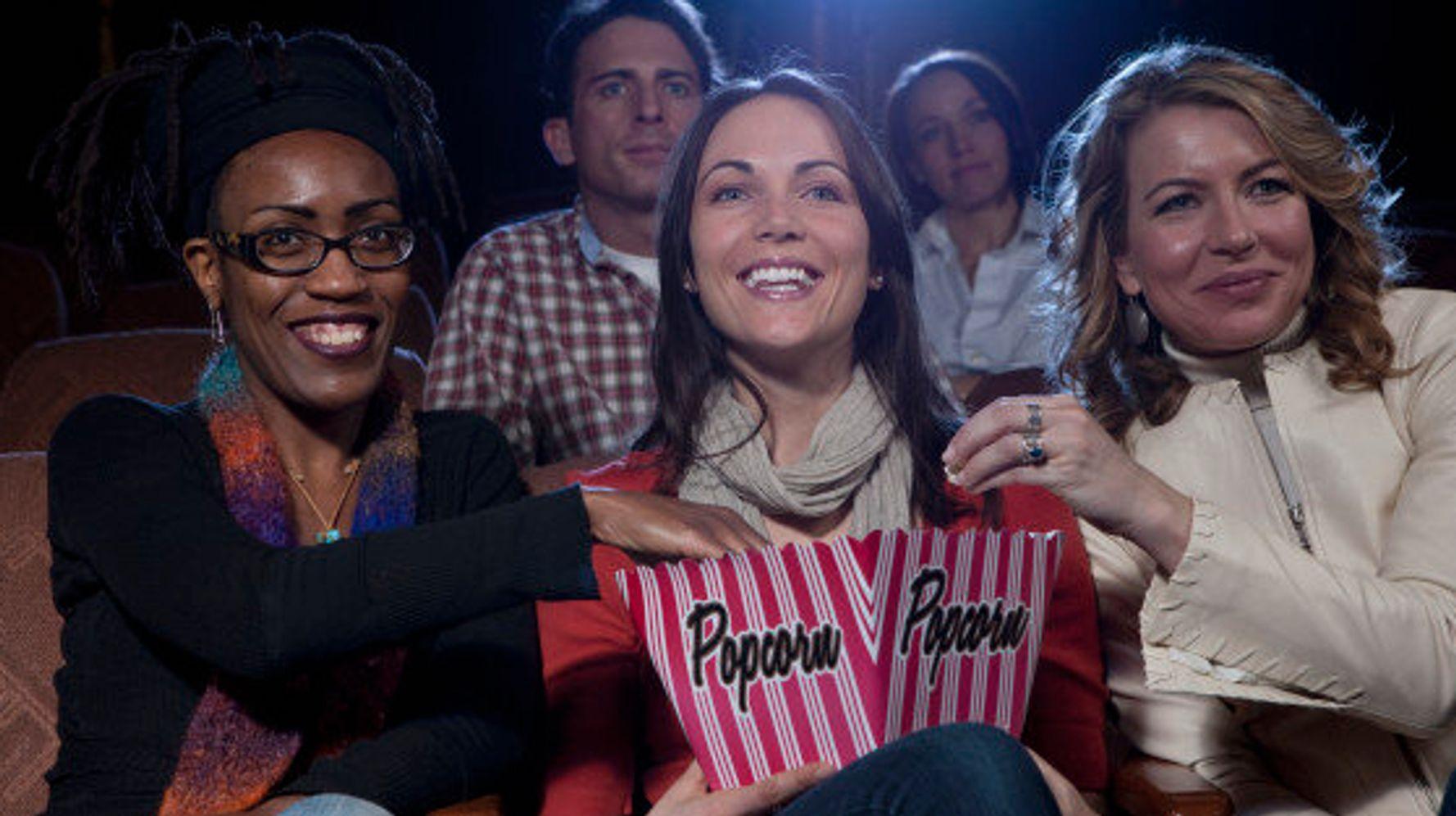 Master Movie Theatre Etiquette in Time ...