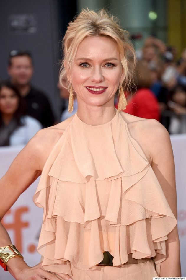 Naomi Watts TIFF 2015: Actress Wears Balmain On The Red