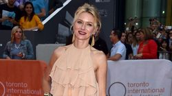 Naomi Watts Goes For a Triple-Tiered TIFF