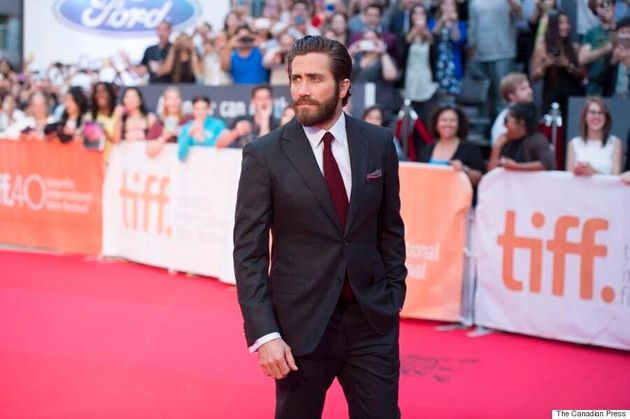 Jake Gyllenhaal TIFF 2015: 'Demolition' Star Looks Dashing On The Red