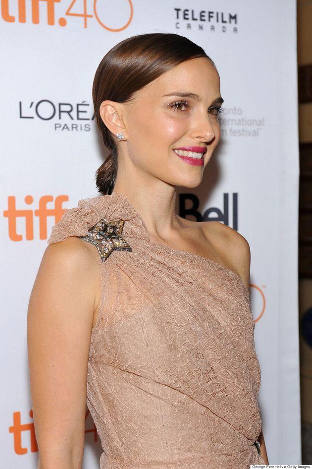 Natalie Portman TIFF 2015: Actress Makes Directorial Debut Wearing