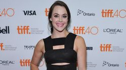 Tessa Virtue Embraces Fall's Biggest Trend On The TIFF Red