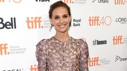 Natalie Portman Brings The Glam To Toronto At TIFF 2015