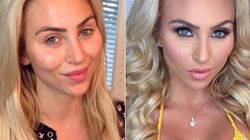 A Little Makeup Turns These Playboy Models From Pretty To