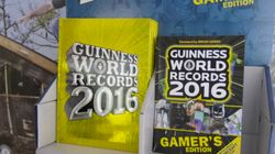 WATCH: Sneak Peek At Guinness World Records