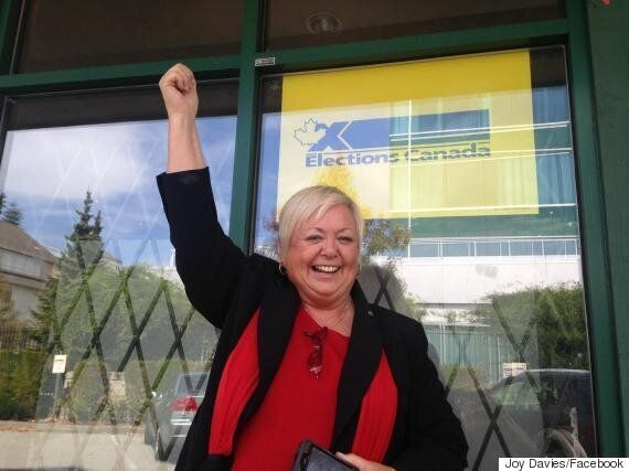 Joy Davies, B.C. Liberal Candidate, Defends Past Remarks On