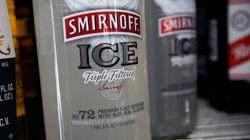 B.C. Recalls Smirnoff Ice Following Canada-Wide