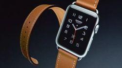 An Hermes Apple Watch Is